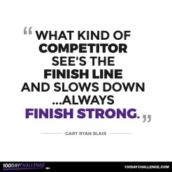 Image result for finish strong